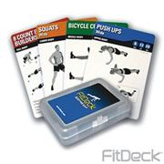 FitDeck� Exercise Playing Cards