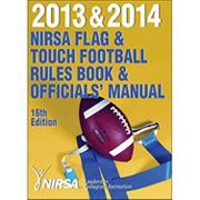 NIRSA Flag &amp; Football Rules Book &amp; Officials&#039; Manual