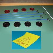 Deluxe Shuffleboard Set