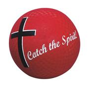 Catch the Spirit� Playground Ball