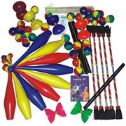 Complete High School Juggling Pack