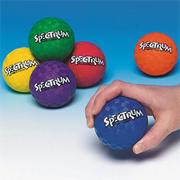 Mini Spectrum Playground Balls  (set of 6)