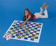 Jumbo Snakes &amp; Ladders