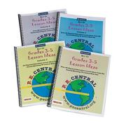 PE Central Best of 3rd-5th Grade Lesson Ideas Pack (pack of 4)