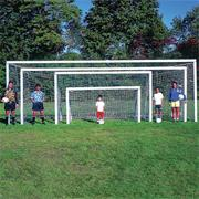Club Soccer Goals, 6&#039;6&quot;x12&#039; (pair)