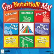 GeoFitness GeoNutrition Mat