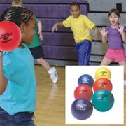 Gator SkinDodgeballs  (set of 6)