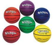 Spectrum Lite-80 Basketball  (pack of 6)