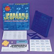 Jeopardy!� Board Game