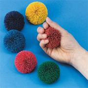 Spectrum2&quot; Kooshie Ball, Solid Color (set of 6)