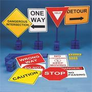 Street Sign Pack (set of 10)