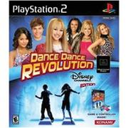 DDR Disney Channel Edition PS2 Game