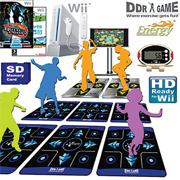Wii DDR Super Group Fitness Pack 