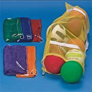 Spectrum 48&quot; x 24&quot; Mesh Ball Bags 