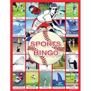 Lucy Hammett&#039;s Sports Bingo
