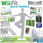 Complete Wii� Sport and Fitness Pack