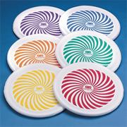 Spectrum� Jumbo Flying Discs  (pack of 6)