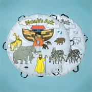 Color-Me� Noah's Ark Parachute