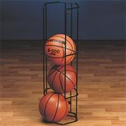 Basketball Butler 4 Ball Storage Rack