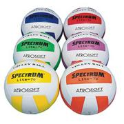 Spectrum� Lite-70� Volleyball Set (set of 6)