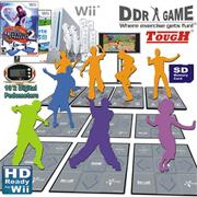 "Wii� DDR ""Tough"" Elementary Group Fitness Pack."