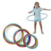 Spectrum� Candy-Striped Hoops (pack of 12)