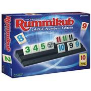 Rummikub� Large Numbers Edition