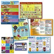Healthy Eating Kit for High School (pack of 7)