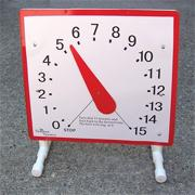 Jumbo Activity Station Timer