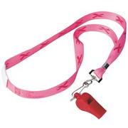 Breakaway Pink NBCF Lanyard