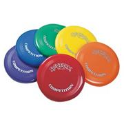 "Spectrum��Competition Flying Disc 10"" (set of 6)"