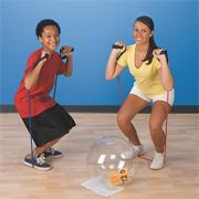 ExerBall Resistance Tubing Junior Station Pack