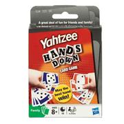 Yahtzee� Hands Down Card Game