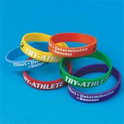 Spectrum� Try-Athlete Award Bracelets (pack of 24)
