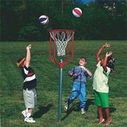 Easy Shot Basketball System, 4'