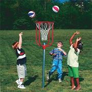 Easy Shot Basketball System, 6'