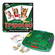 Tripoley Diamond Edition Word Game
