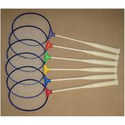 Pick-A-Paddle� Badminton Racquet Set (set of 6)