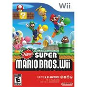Wii� Super Mario Brothers Game