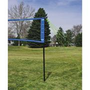 Adjustable Height Youth Volleyball System