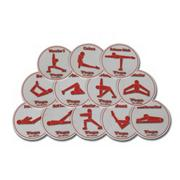 Yoga Hotspots� (set of 12)