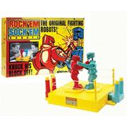 Rock &#039;Em Sock &#039;Em Robots Game