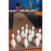 Lane, Pin and Ball (2-1/2 lb.) Bowling Easy Pack