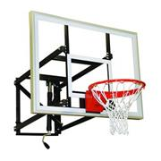 Adjustable Height Wall-Mounted Shooting Station, 48&quot;W