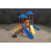 UP &amp; UP Double Deck Play System