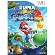 Wii Super Mario Galaxy 2