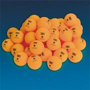 SpectrumTable Tennis Balls 1 Star, Orange (pack of 36)