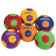 Spectrum FunBall Soccer Ball Sets (set of 6)