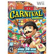 Wii New Carnival Games
