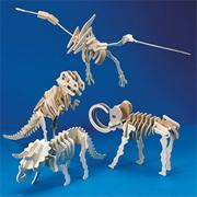 Unfinished Dinosaur Assortment (pack of 12)